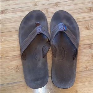 Men's rainbow sandals